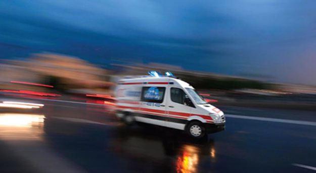 Eskişehir'de otobüs kazası! Çok sayıda yaralı var