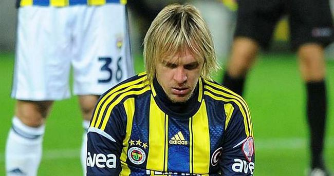Fenerbahçe'de Krasic sevinci