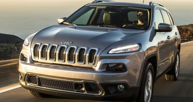 Jeep'te ödeme 2016'da