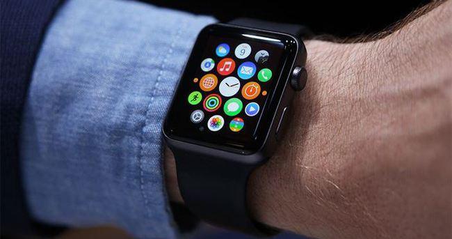 Apple Watch'a rekor talep!