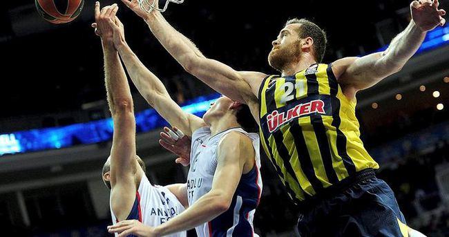Fenerbahçe Ülker'in Euroleague'deki rakibi Maccabi