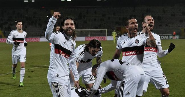 Beşiktaş'ın kalan maçları Ankara'da