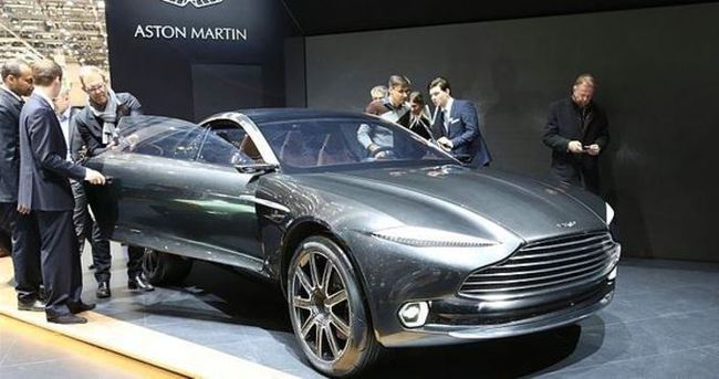 Aston Martin rekabete dahil oluyor