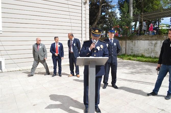 Osmaneli'nde Türk Polis Teşkilatının 170. Yıl Dönümü Kutlamaları