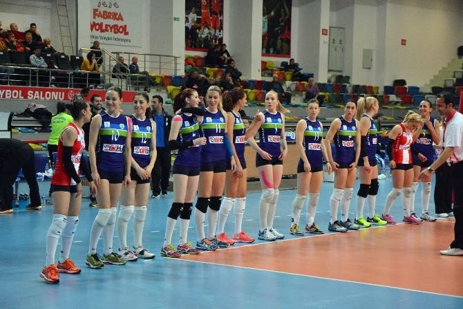 Voleybol Kadınlar 2. Ligi