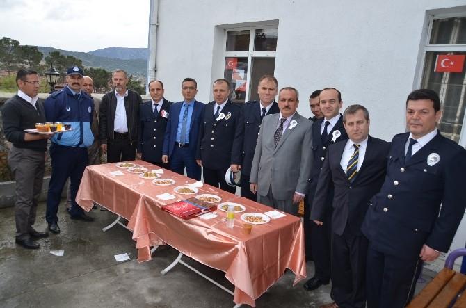 Kargı'da Polis Haftası Kutlamaları