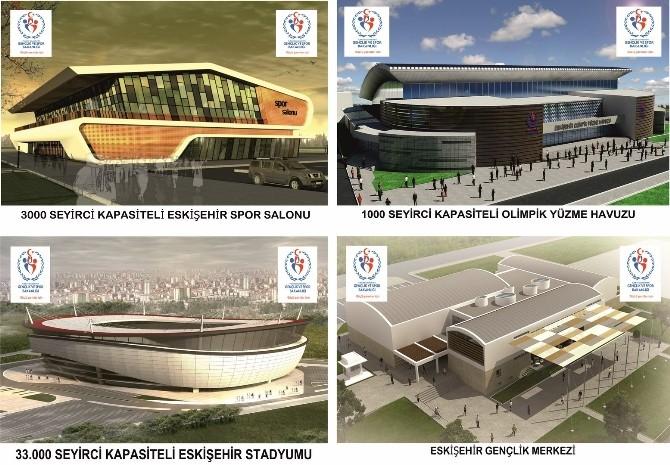 Eskişehir Spor Kenti Olacak