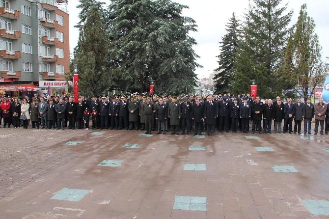 Çorum'da Polis Günü Kutlamaları