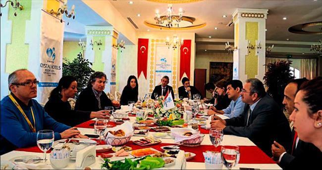 Antalya, Fransa'daki golf pazarının peşinde