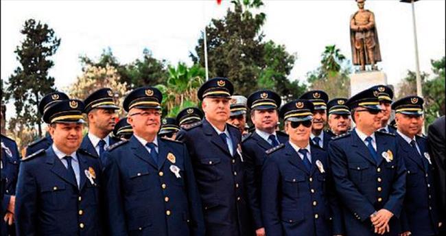 Polis Bayramı'nda görkemli kutlama