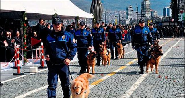 Türk Polis Teşkilatı 170. yaşını kutluyor