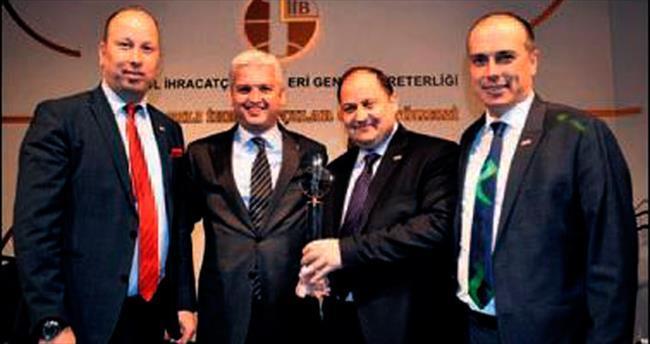 Intersweet ihracat şampiyonu oldu