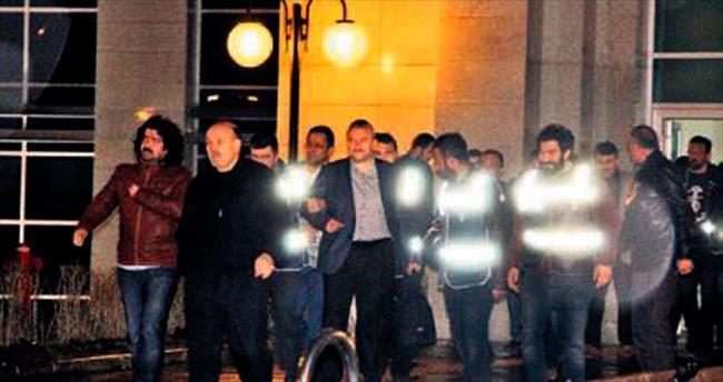 Paralel AVM yolsuzluğuna 6 tutuklama