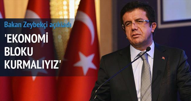 Türk-Irak ekonomi bloku kurmalıyız
