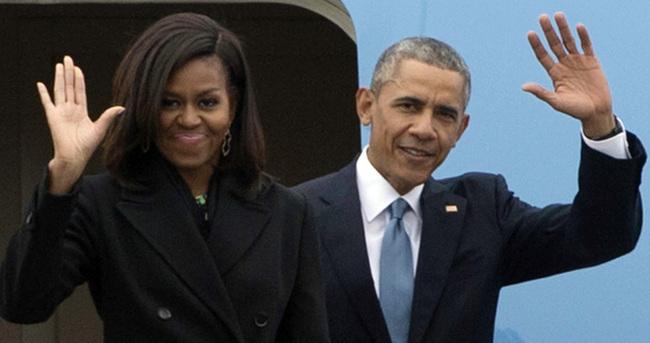 Obama ailesinin yıllık geliri açıklandı