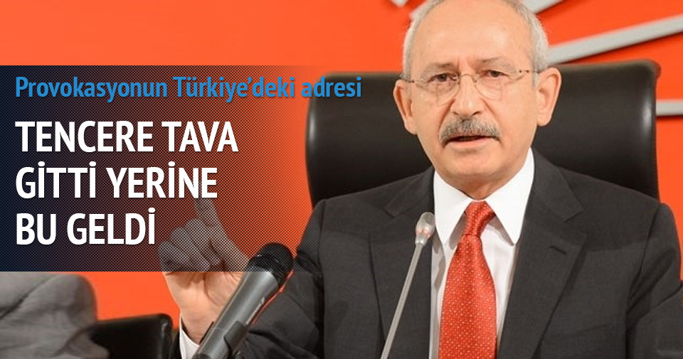 CHP'den 'alkış' provokasyonu!