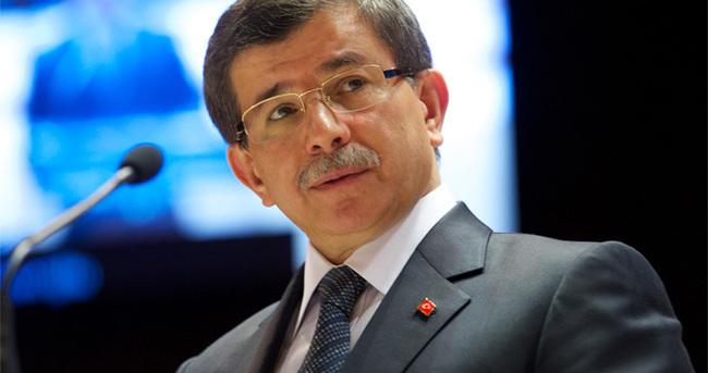 Davutoğlu'ndan logo talimatı