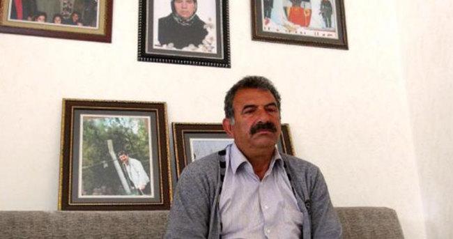 Öcalan'dan yeğeninin adaylığına tepki
