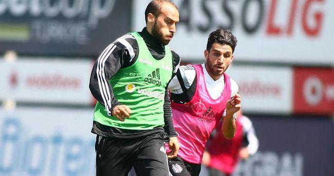 Beşiktaş hazırlık maçı yaptı
