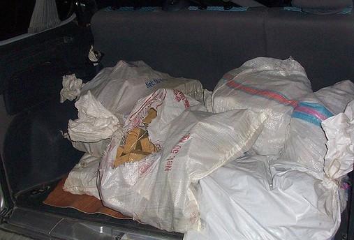 Elazığ'da 600 kilogram eroin ele geçirildi