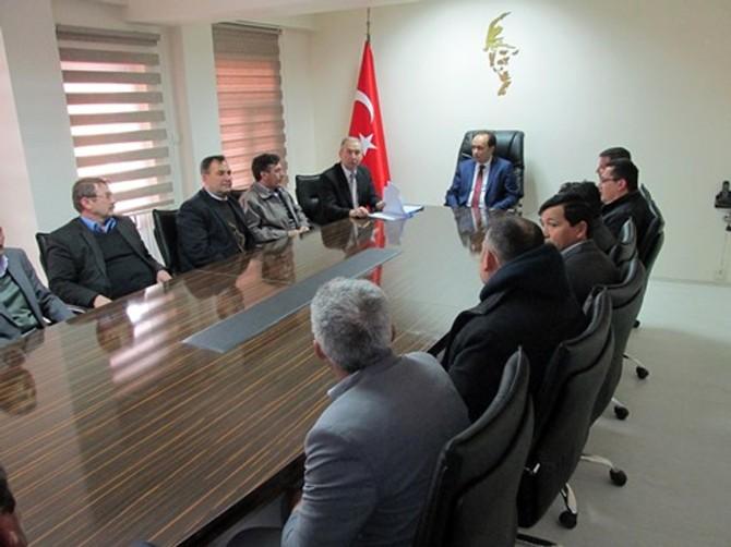 Şaphane'de Köylere Hizmet Götürme Birliği Meclis Toplantısı