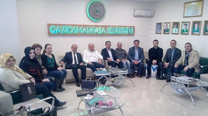 Yunusemre Belediyesi'nin İnceleme Gezileri Sürüyor