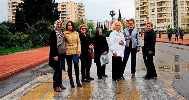 1425 sokakta kadınların isyanı
