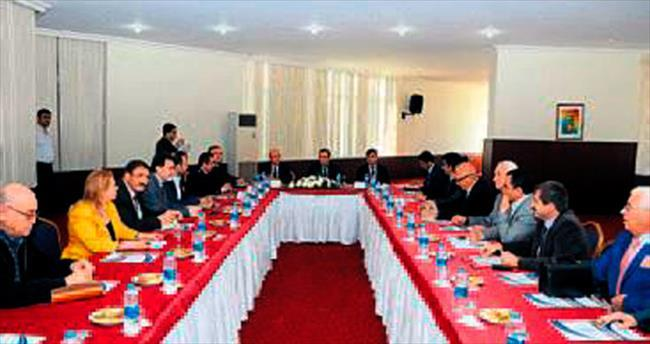 7 Haziran seçimi için toplantı yapıldı