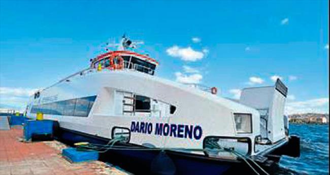 'Dario Moreno' Körfez'le buluştu