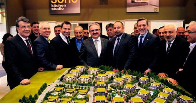 İnşaat sektörünün kalbi Bursa'da atıyor