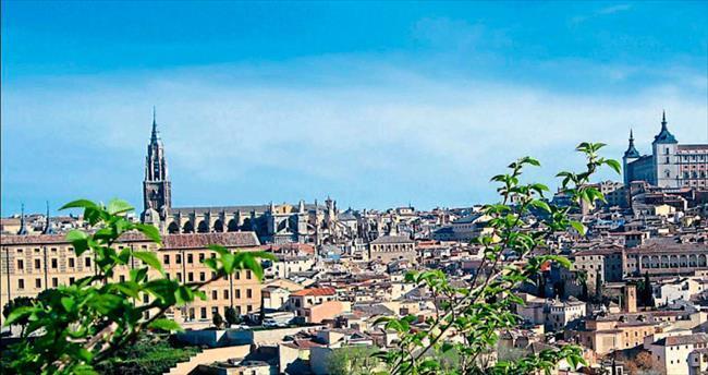 Don Kişot'un memleketi: Toledo