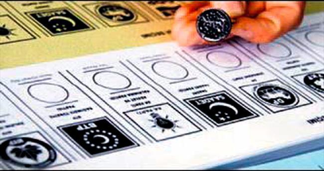 73 milyon oy pusulası basılacak