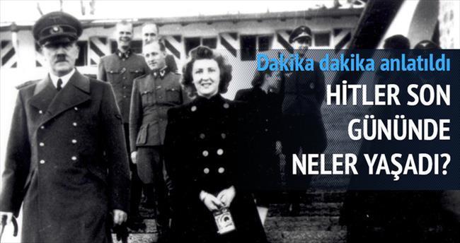 Hitler'in son günü