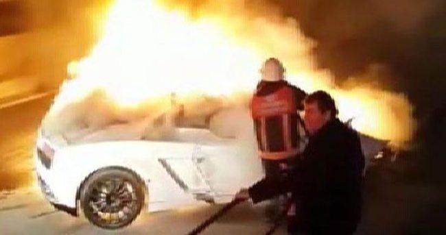 Tuğçe Taşkın lüks otomobilde yanarak can verdi (Adem Kılıç kimdir)
