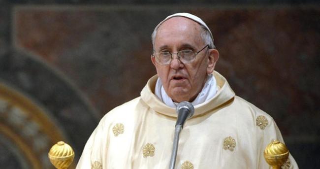 Papa'dan tepki çeken soykırım açıklaması
