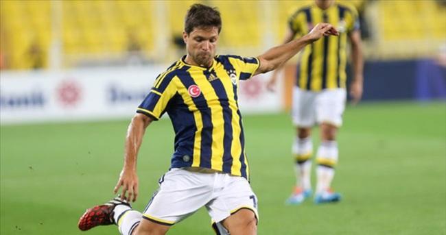 Babası açıkladı: Diego Fenerbahçe'den ayrılabilir