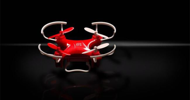 20 dolarlık Drone şaşırtıyor