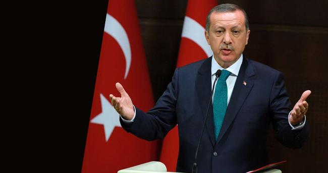 Erdoğan: Bize düşen istikametimizi sağlam tutmaktır