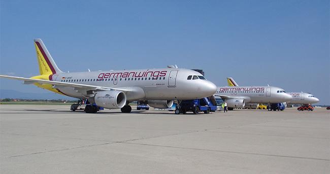 Germanwings uçağına bomba ihbarı