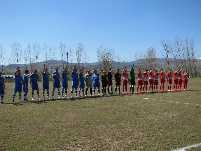 Hisarcık Belediyespor-emet Borspor: 3-1