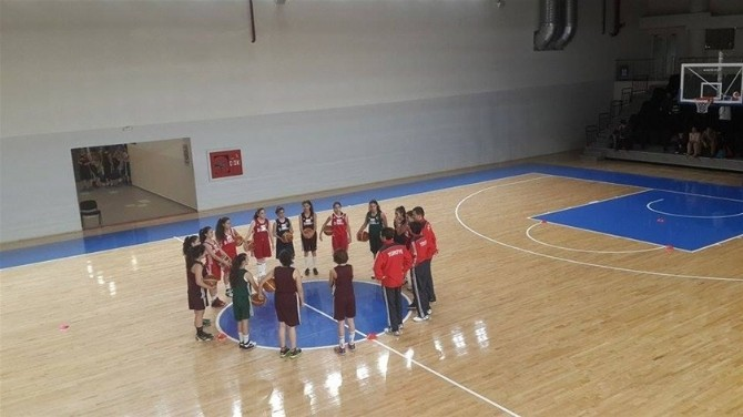 Basketbol'da Hedef Avrupa Şampiyonası