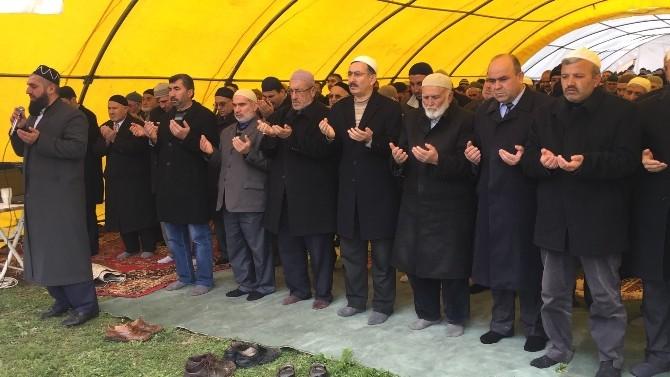 Yerköy Çiftçileri Şükür Duasına Çıktı