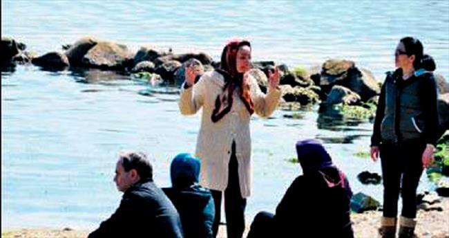 Marmara Denizi'nde balıkçı teknesi battı