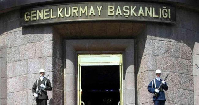 TSK'dan Ağrı'daki çatışmayla ilgili flaş açıklama