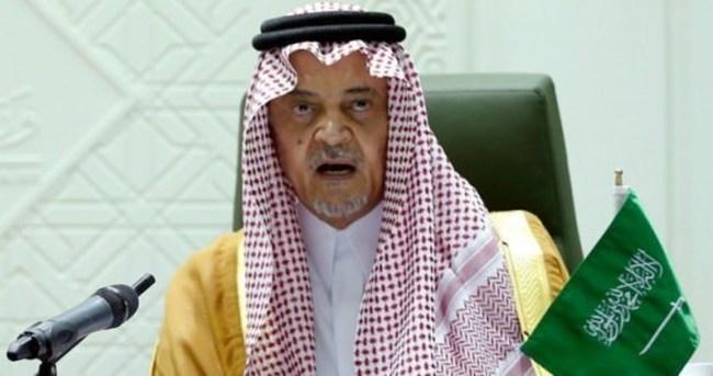 Suudi Arabistan'dan İran'a ret
