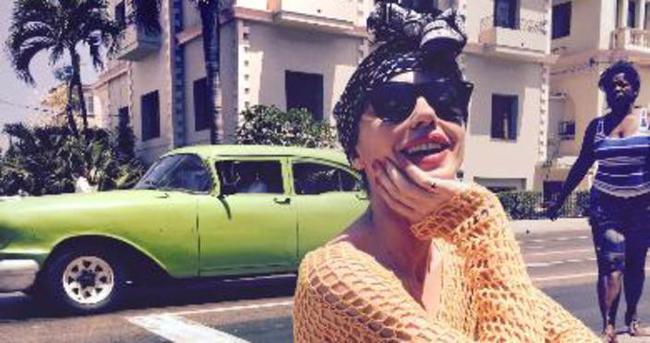 Gülşen'in bir yıllık Küba rüyası gerçekleşti