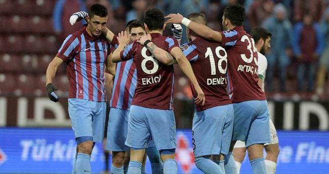 Trabzonspor evindeki başarıyı sürdürmek istiyor