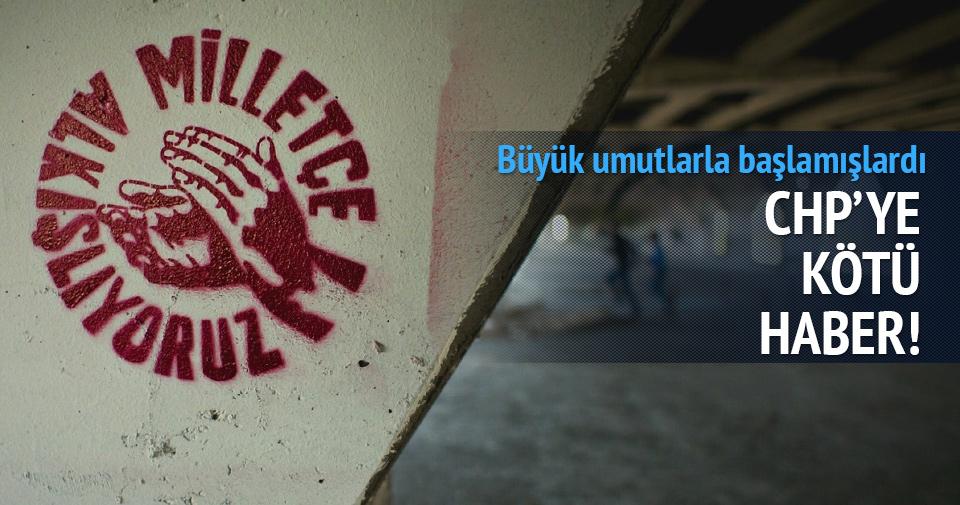 CHP'nin 'Milletçe alkışlıyoruz' reklamı hakkında suç duyurusu