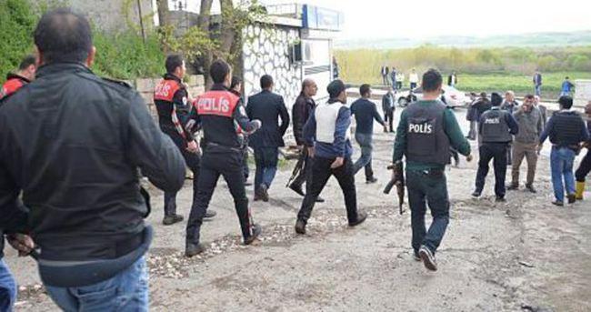 Diyarbakır'da çatışma: 2 polis yaralandı