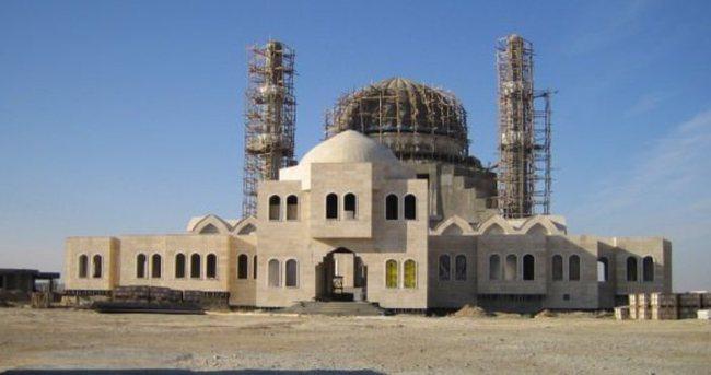 Hoca Ahmet Yesevi Camii ibadete açılıyor